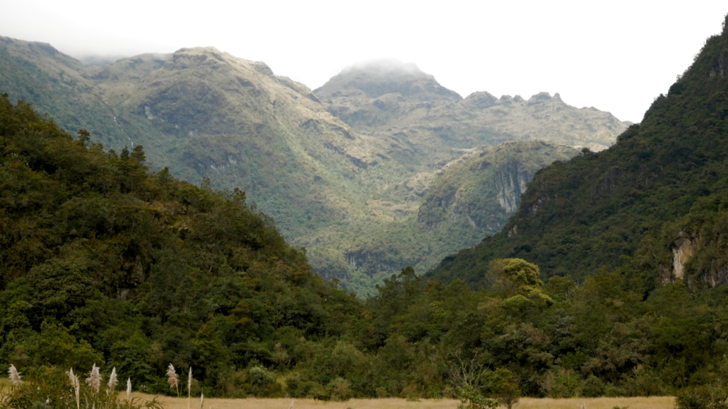Lower Cajas Mountain