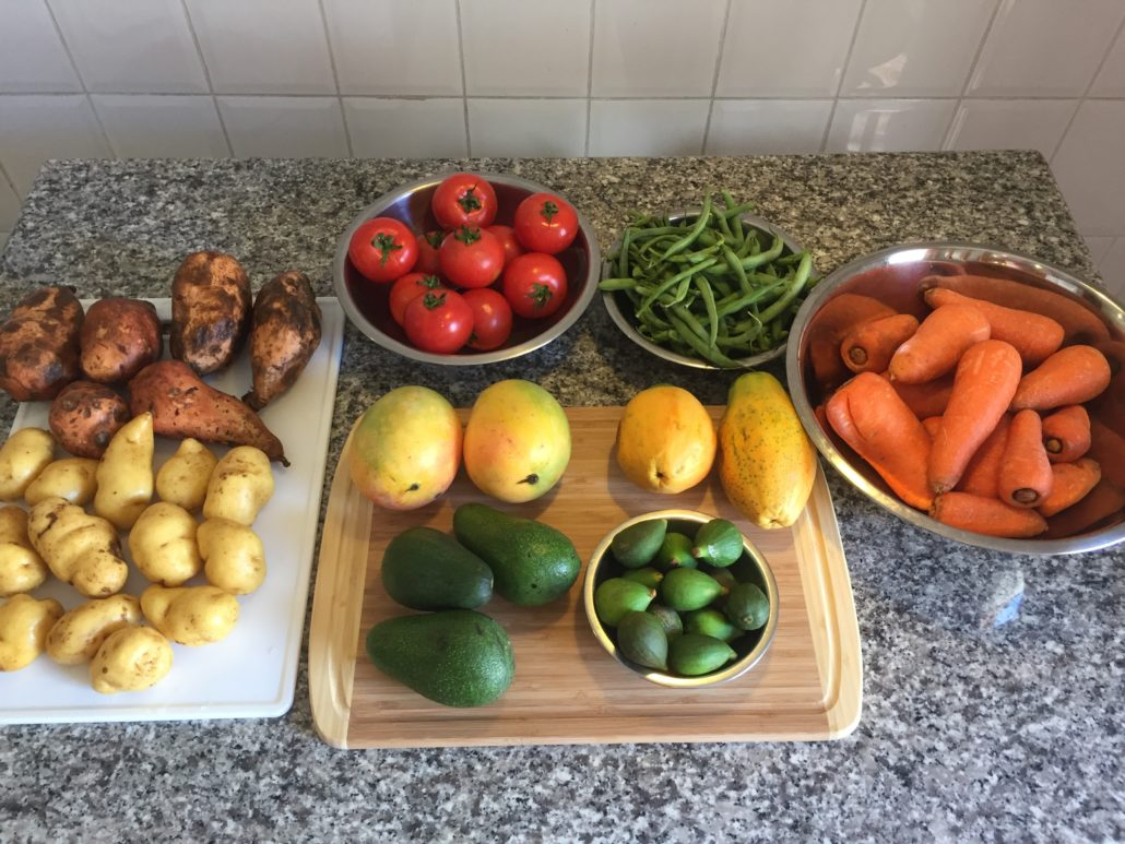 Cuenca Ecuador Mercado Produce