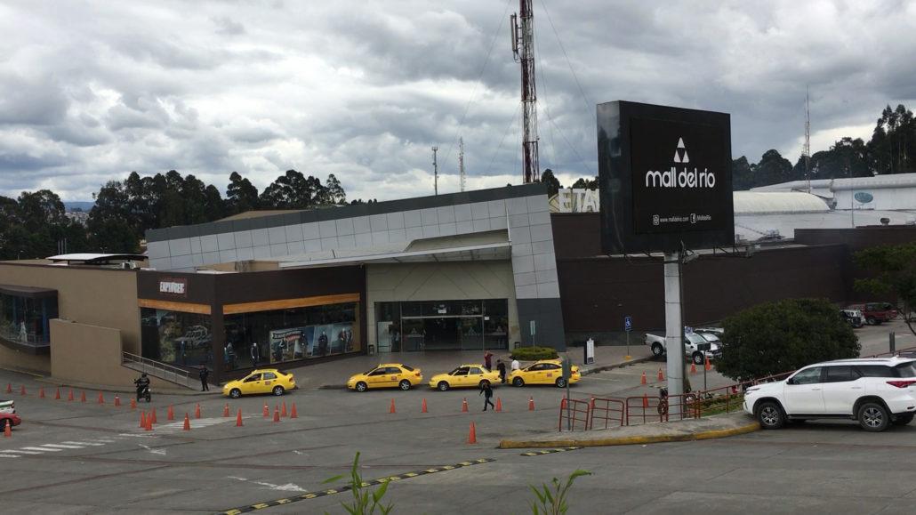 Mall del Rio Cuenca Ecuador