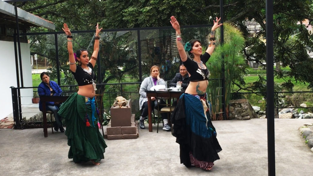Fratello Vegan Belly Dancing Cuenca Ecuador