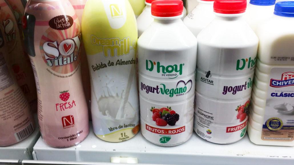 Almond Milk Supermaxi El Vergel Cuenca Ecuador
