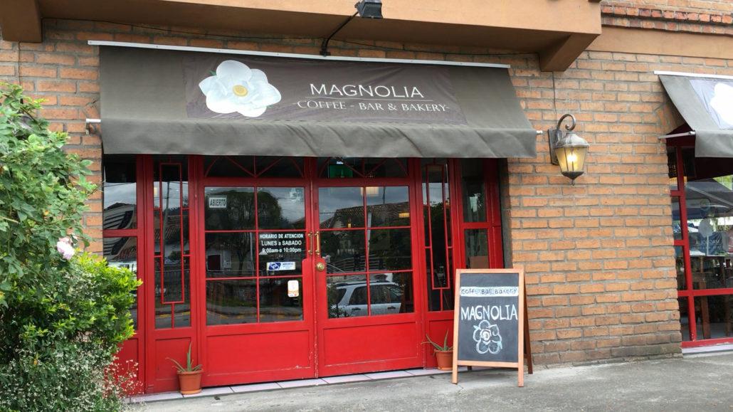 Magnolia Cafe Cuenca Ecuador