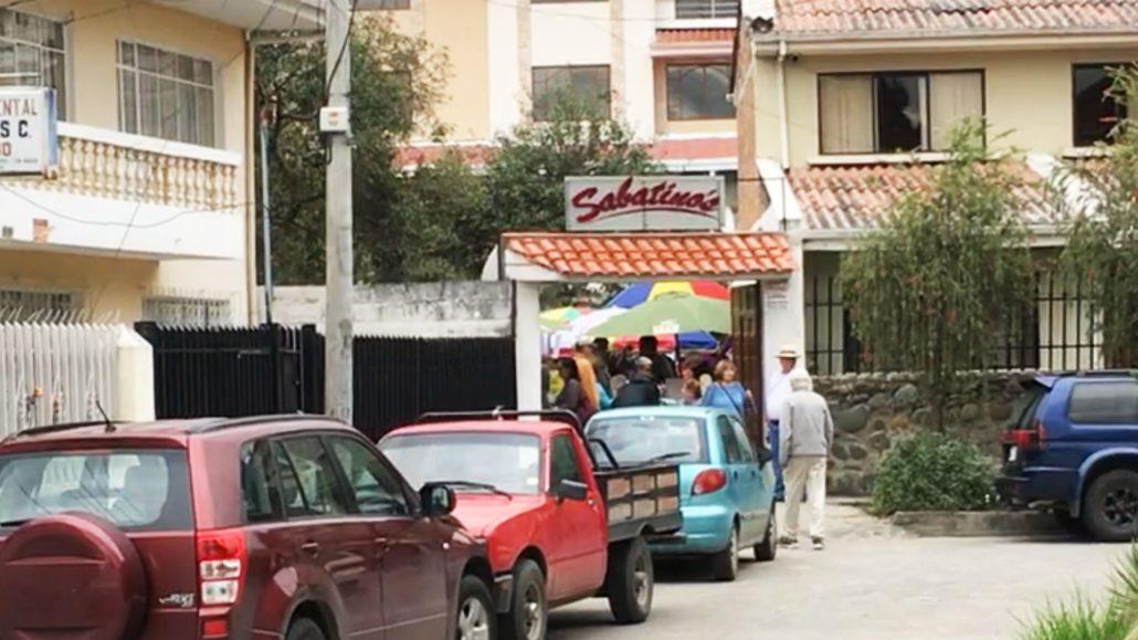 Sabatinos Artisanal Market Cuenca Ecuador