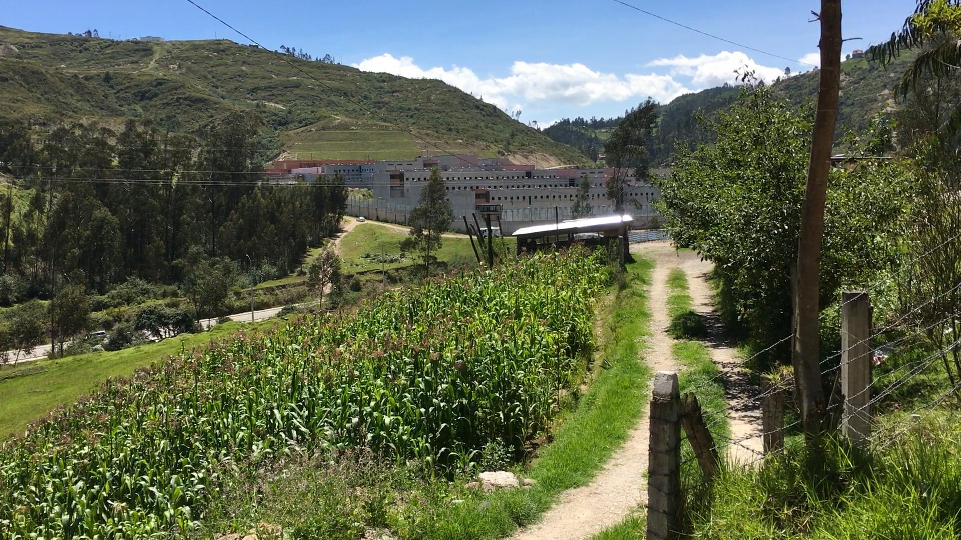 CRS Turi Cuenca Ecuador