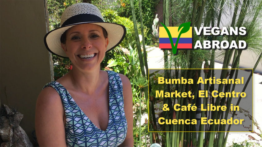 Bumba Popup Market El Centro Café Libre in Cuenca Ecuador