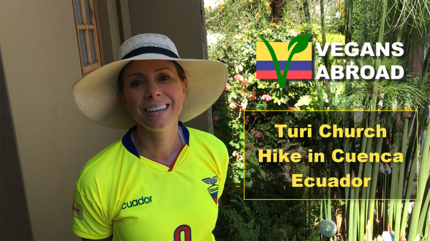 Turi Church Hike Cuenca Ecuador