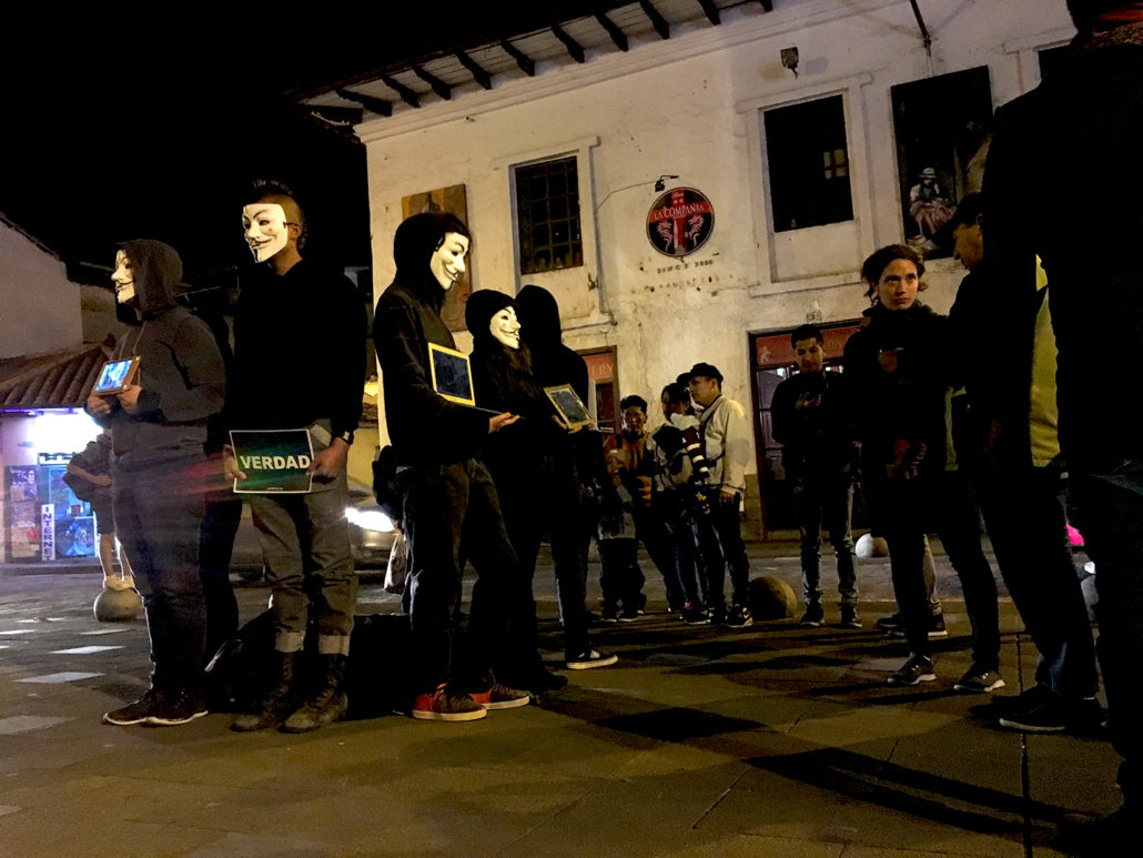 Cube of Truth 11 Cuenca Ecuador