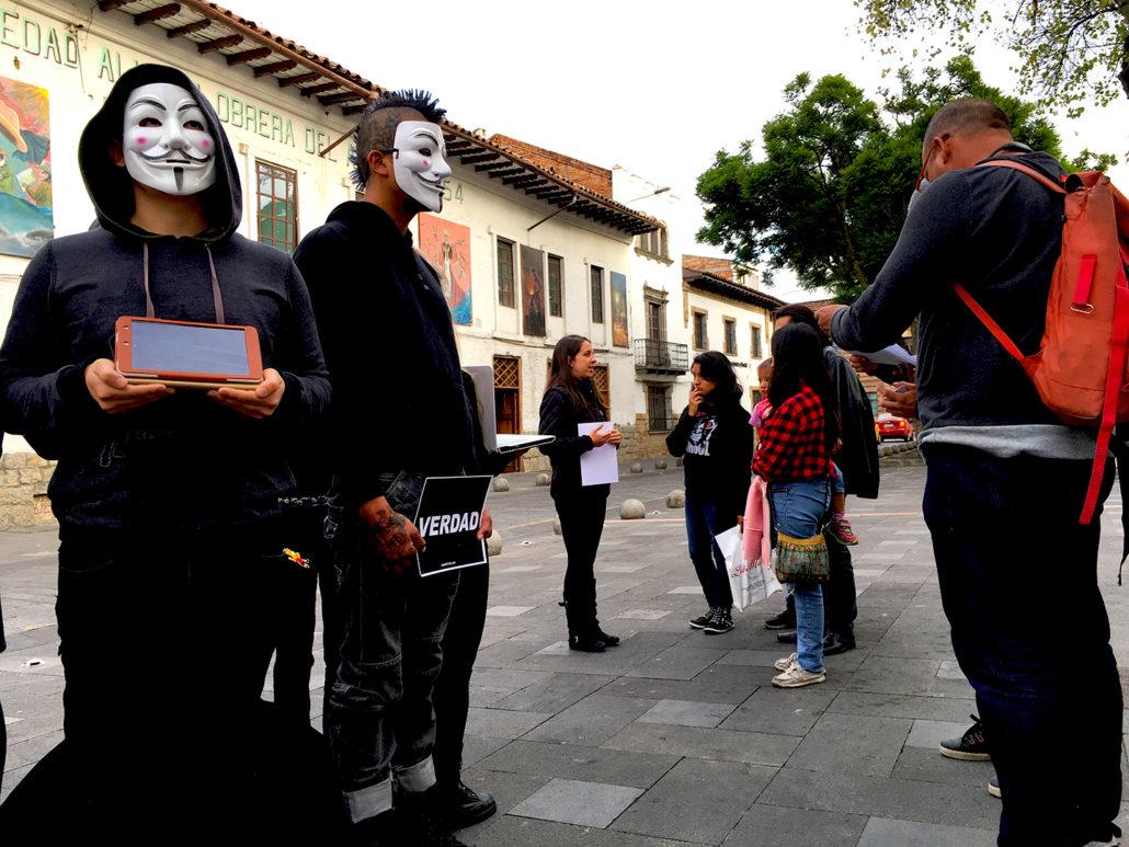 Cube of Truth 3 Cuenca Ecuador