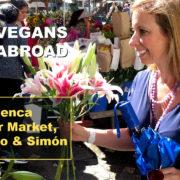 Cuenca Flower Market, Telicioso & Simon
