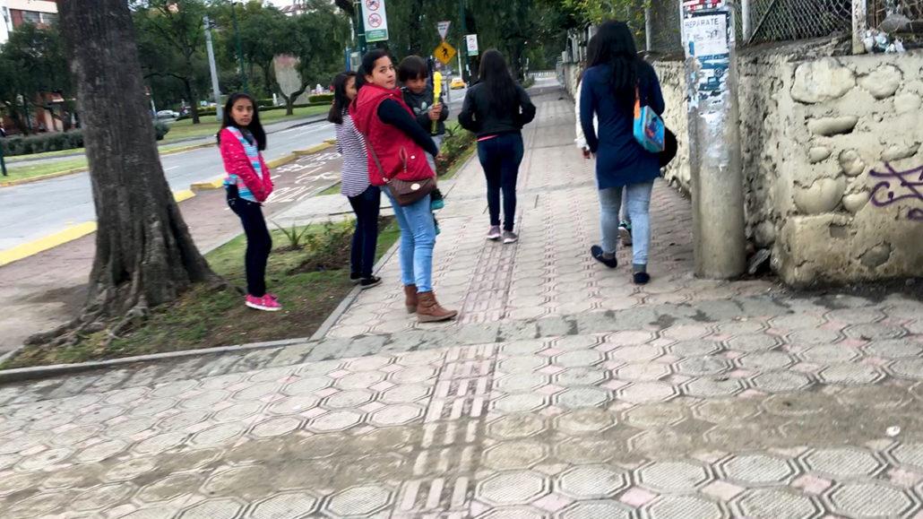 Gringo Minority Cuenca Ecuador