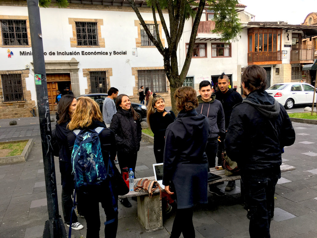 Group Cube of Truth Cuenca Ecuador