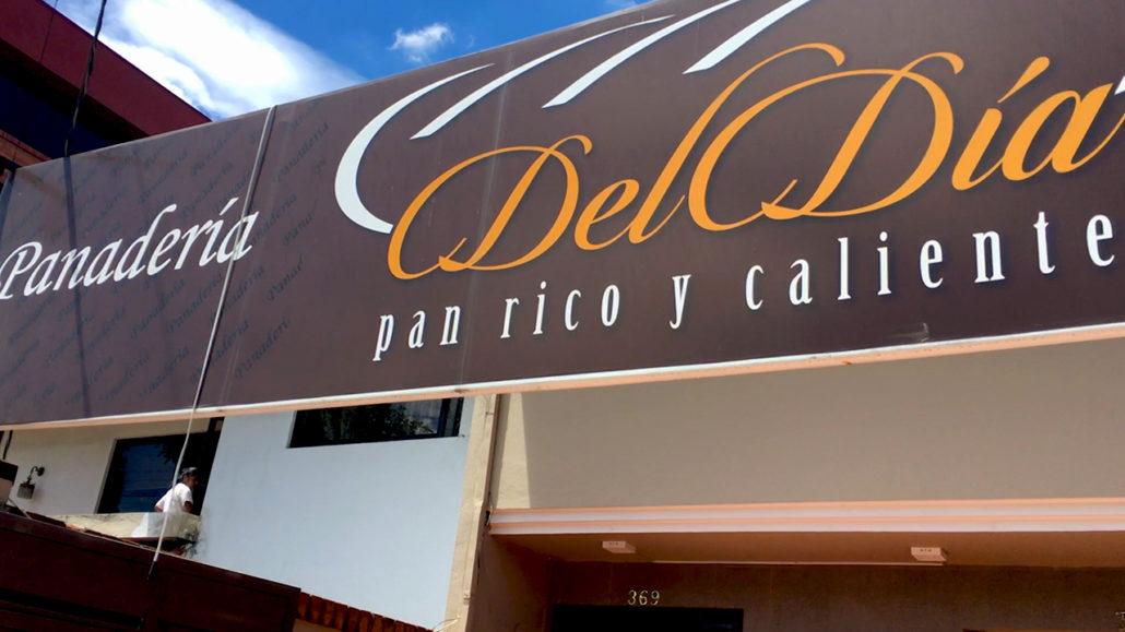 Panadería Del Día Cuenca Ecuador