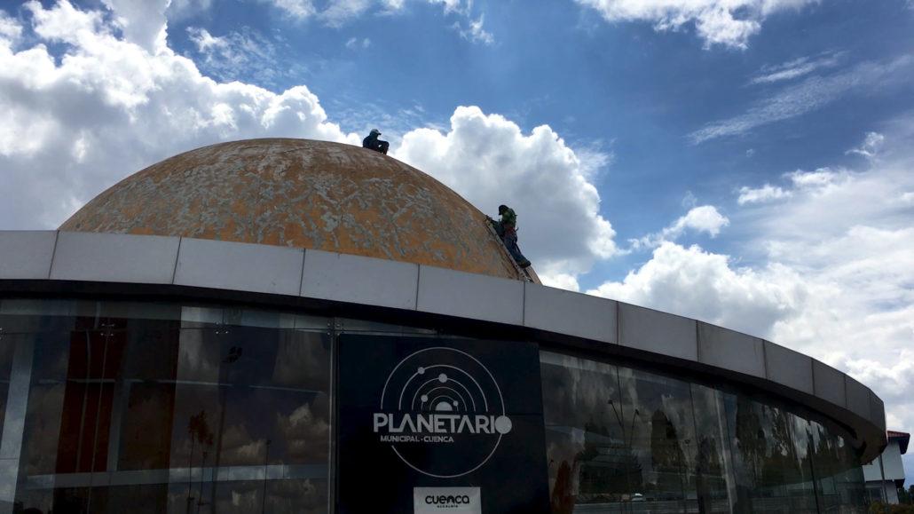 Planetarium Cuenca Ecuador
