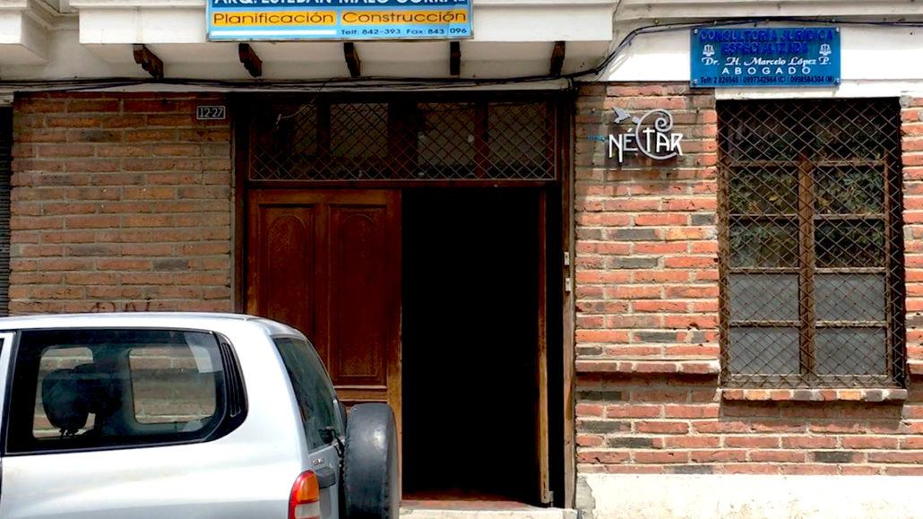 Tienda Néctar Cuenca Ecuador