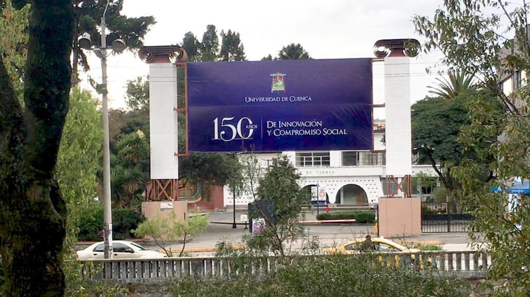 La Universidad de Cuenca Ecuador