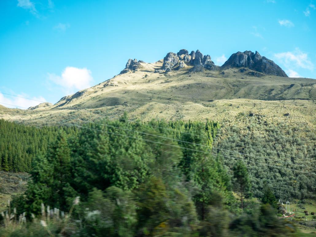 1 Cuenca to La Entrada Cajas