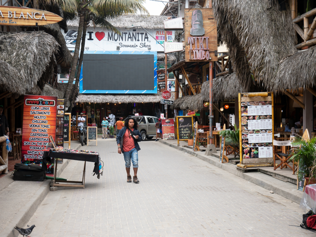 14 Montañita Ecuador