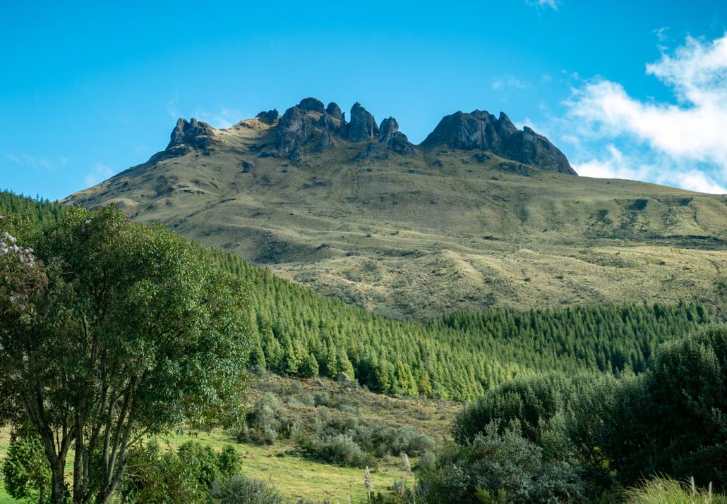3 Cuenca to La Entrada Cajas