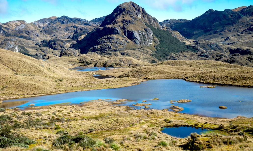 6 Cuenca to La Entrada Cajas