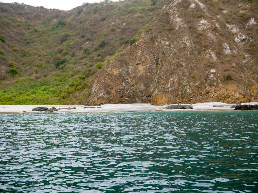 9 Puerto Lopez Whale Watching Island Snorkling