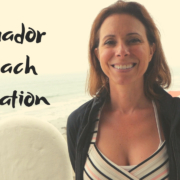 Ecuador Beach Vacation