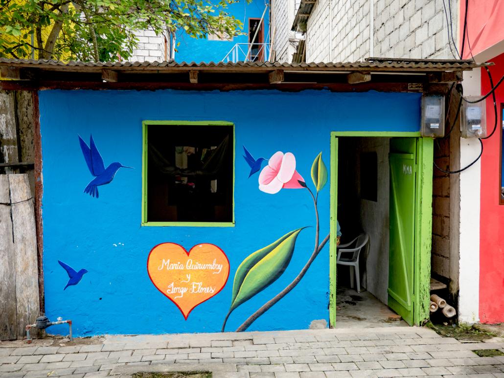 La Entrada Ecuador Heart House