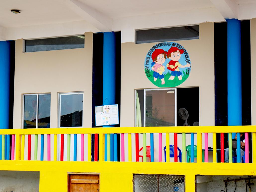 La Entrada Ecuador School