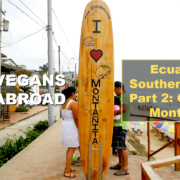 Olón and Montañita Ecuador Thumbnail