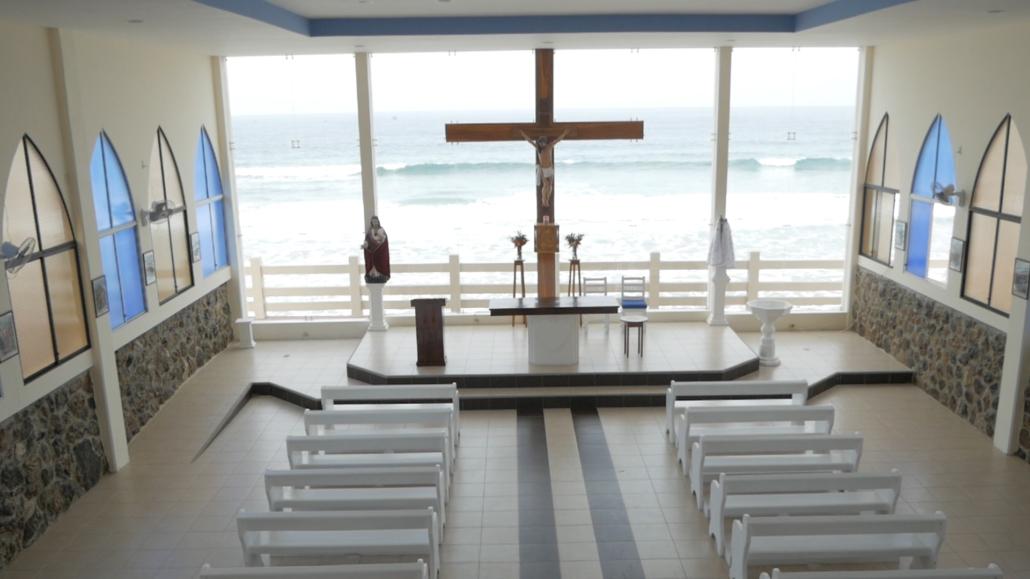 Villa de Los Sueños La Entrada Ecuador Church 1