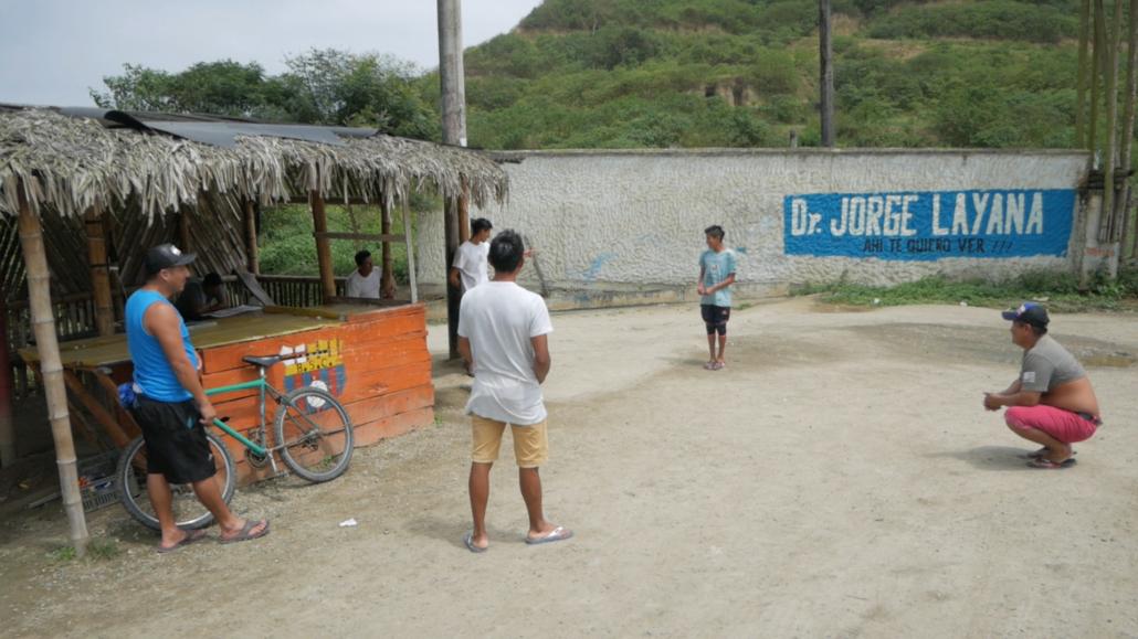 Villa de Los Sueños La Entrada Ecuador Ganica