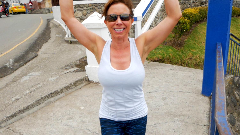 Best Free Cardio in Cuenca Ecuador Amelia Rocky