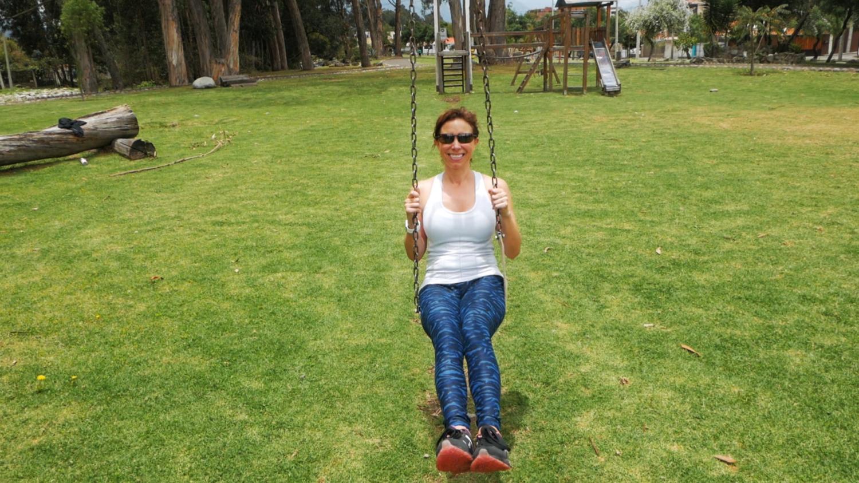 Cuenca Ecuador Park Amelia Zipline