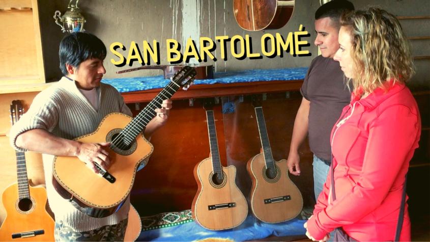 San Bartolomé Ecuador