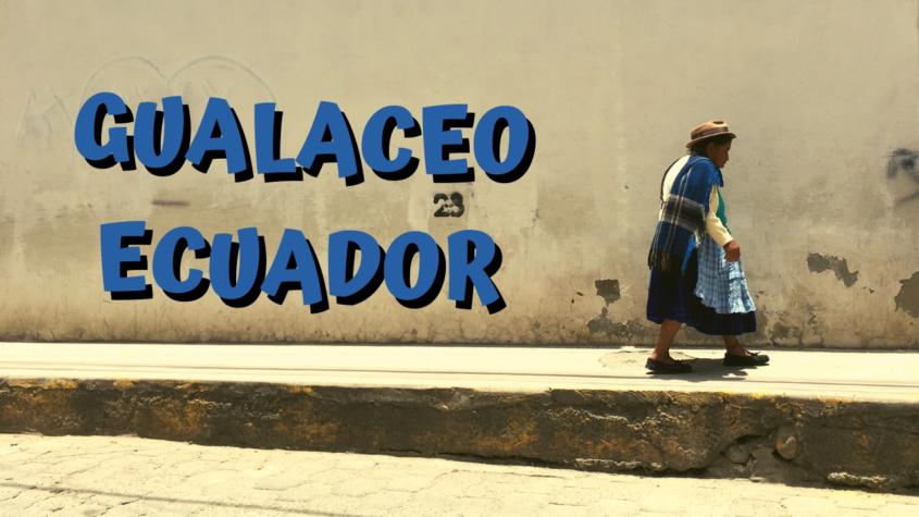Gualaceo Ecuador