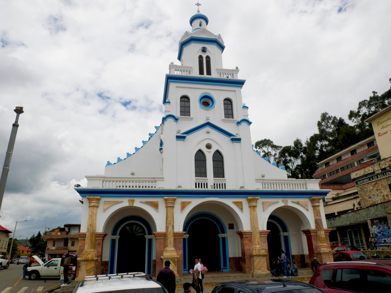 Free Cardio Cuenca Ecuador Turi Church