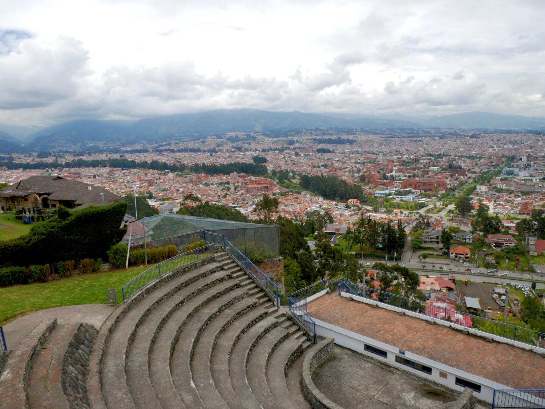 Free Cardio Cuenca Ecuador Turi View 1