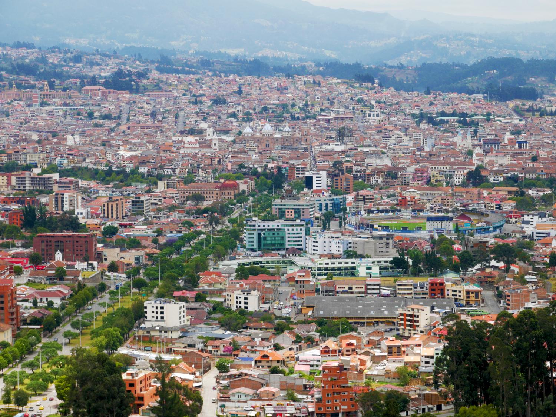 Free Cardio Cuenca Ecuador Turi View 2