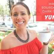 Warm Sourdough Bread + Dark Coffee in Cuenca Ecuador
