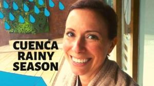 Tienda Néctar Cuenca Ecuador Rainy Season