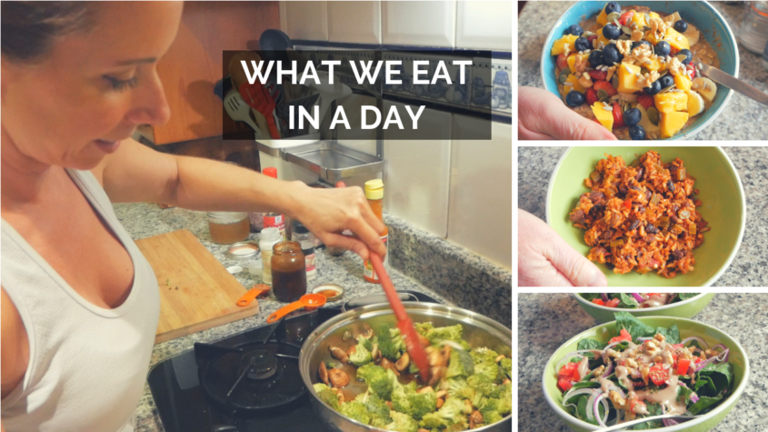 What We Eat In A Day