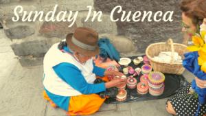 San Blas Cuenca Ecuador