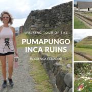 Walking Tour of the Pumapungo Inca Ruins in Cuenca Ecuador