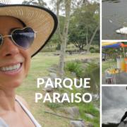 Parque Paraiso in Cuenca Ecuador
