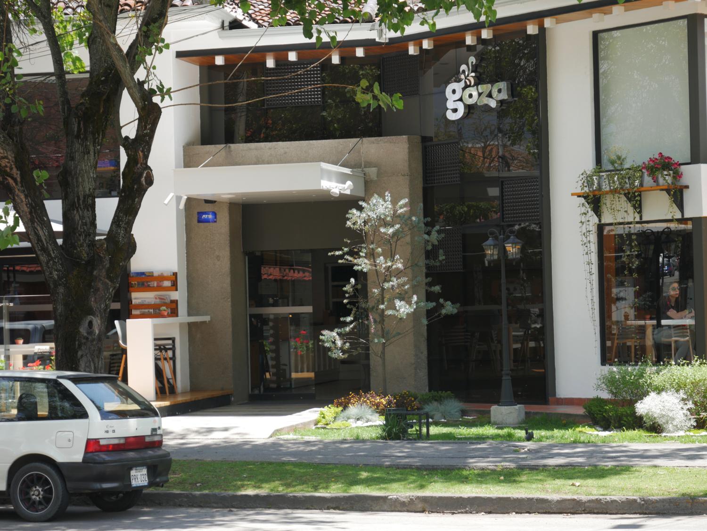 Goza Cafe Cuenca Ecuador