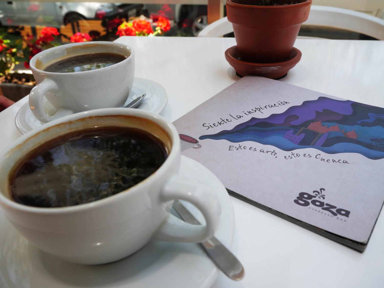 Goza Cafe Cuenca Ecuador Coffee
