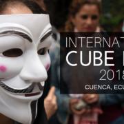 International Cube Day 2018 Cuenca Ecuador