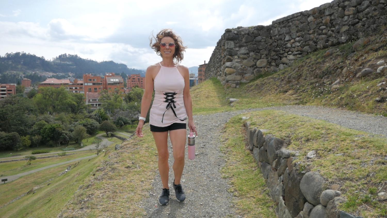 Pumapungo Inca Ruins Cuenca Ecuador Amelia Ruins