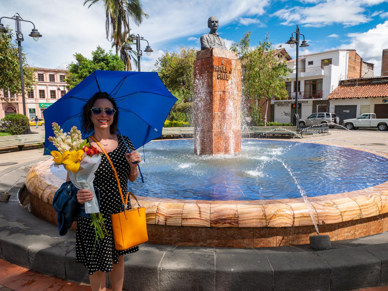 San Blas Cuenca Ecuador Amelia