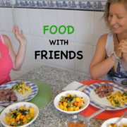 Food With Friends Featuring Olesya