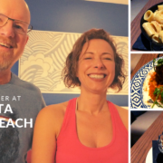 Vegan Dinner at Planta South Beach Miami